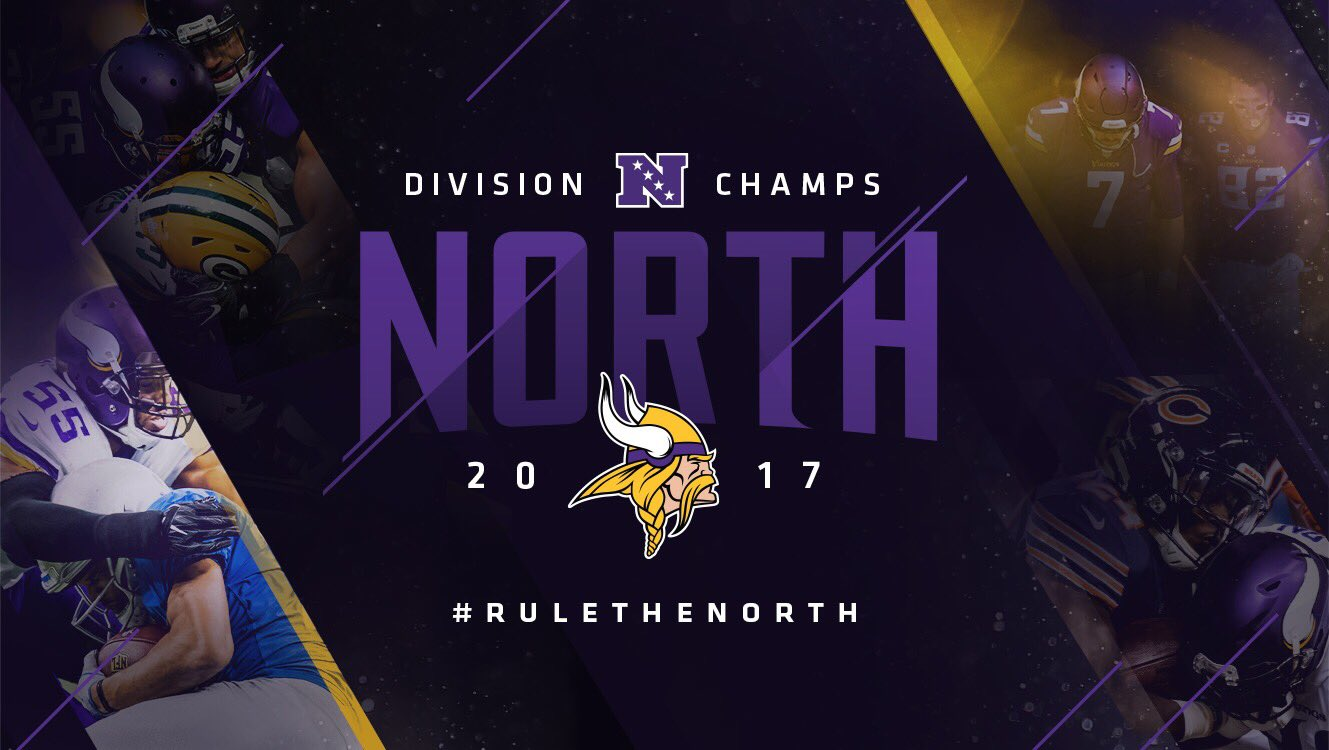 Champs! #RuleTheNorth https://t.co/4kSWZHeKjb