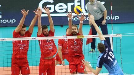 Volley, Mondiale per club: Juantorena non basta, il Mondiale è di Kazan