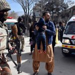 Suicide bombers attack church in Pakistan's Quetta before Christmas, killing nine