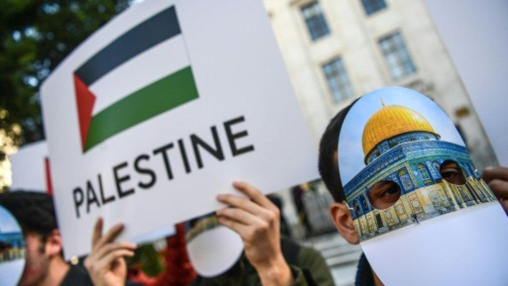 Erdogan hopes Turkey to soon open 'embassy to Palestine in Jerusalem'