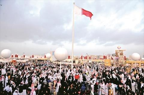 قطر تتحول إلى عروس الأغنيات وبهجتها