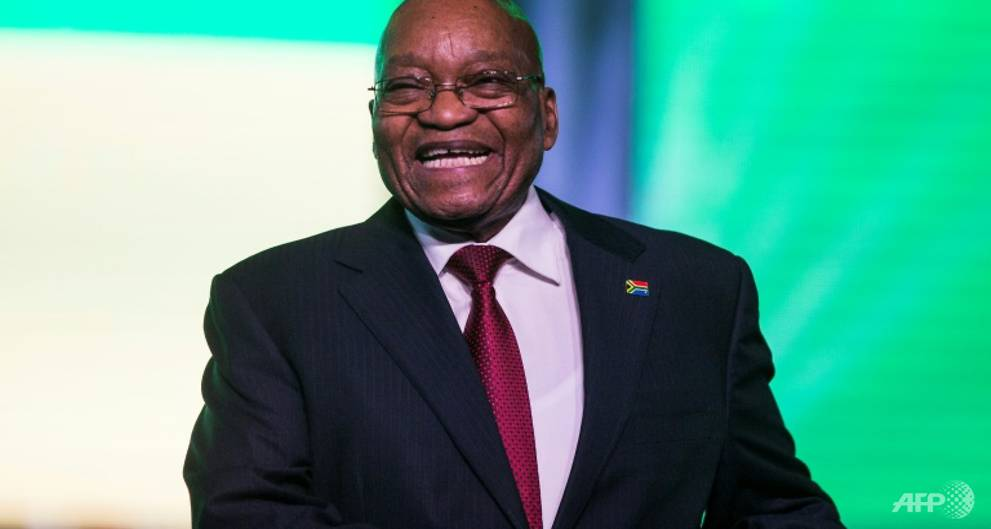 After disputes, South Africa's ANC starts vote for new leader