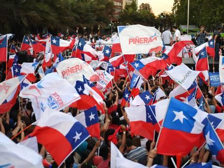 Billionaire Sebastian Pinera wins Chile presidential election