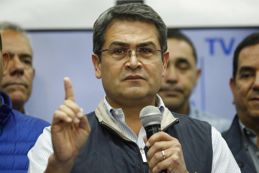 Tribunal declara ganador al presidente Hernández en Honduras