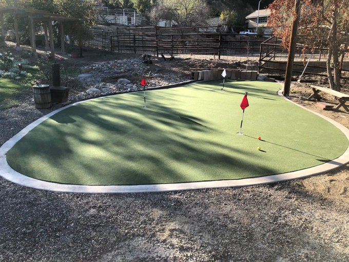 Hemphill's Rugs & Carpets offers outdoor synthetic turf. How about a putting green for Christmas? https://t.co/FGOQhLymAI