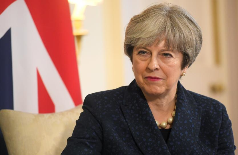 May to pitch status quo Brexit transition to parliament
