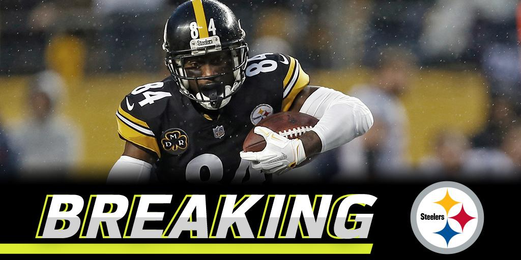 Antonio Brown out for rest of regular season: https://t.co/OGKPJqfYzK (via @RapSheet) https://t.co/CD967O3r1W