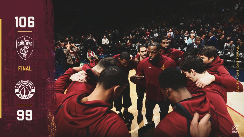 A Sunday victory for #TheLand! #AllForOne https://t.co/t6DRxCjK43