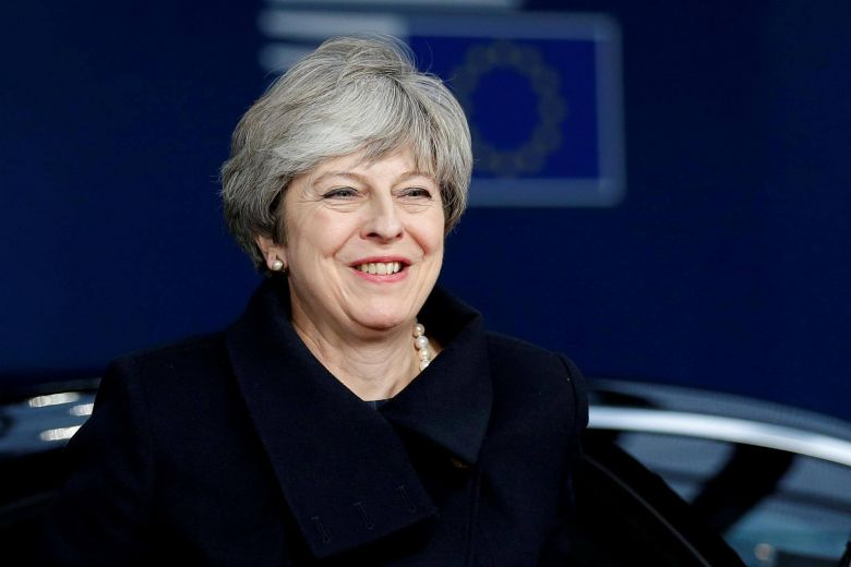 Britain's PM Theresa May to pitch status quo Brexit transition to parliament