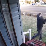 Man fed up with package thieves sells booby-trapped box that scares crooks