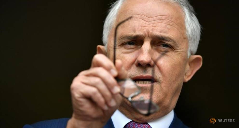 Australia's embattled Turnbull seen weighing cabinet reshuffle to exploit poll win
