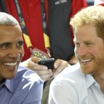 Prince Harry jokingly warns Barack Obama not to take 'long pauses' in preview of their BBC interview