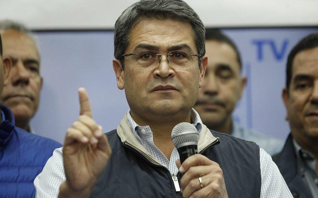 Honduras president declared election winner as unrest persists