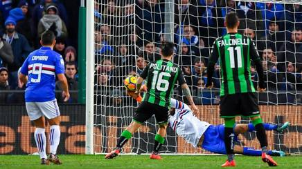 Serie A, arbitri: turno da dimenticare. E al Sassuolo manca un rigore