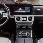 2019 Mercedes G-Class - INTERIOR - Dauer: 4 Minuten, 30 Sekunden