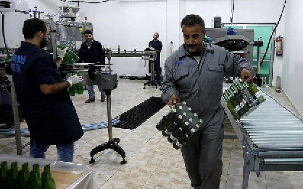 Raising the bar: local brews make a comeback in Syria