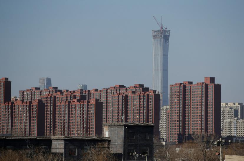 Steady China home price growth in November as smaller city gains rise