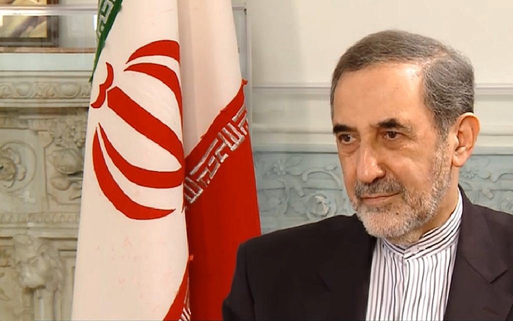 Top Iran official says 'weak and insignificant' Saudis, Israelis are no threat
