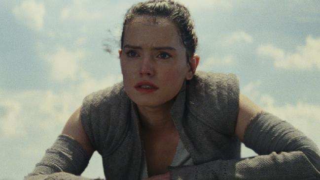 The new Star Wars movie is 2.5 hours of women getting s**t done