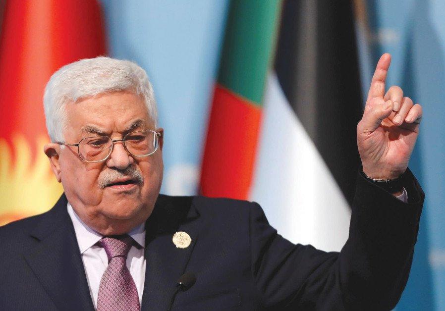 Palestinians seek new policy after Jerusalem 'game changer'