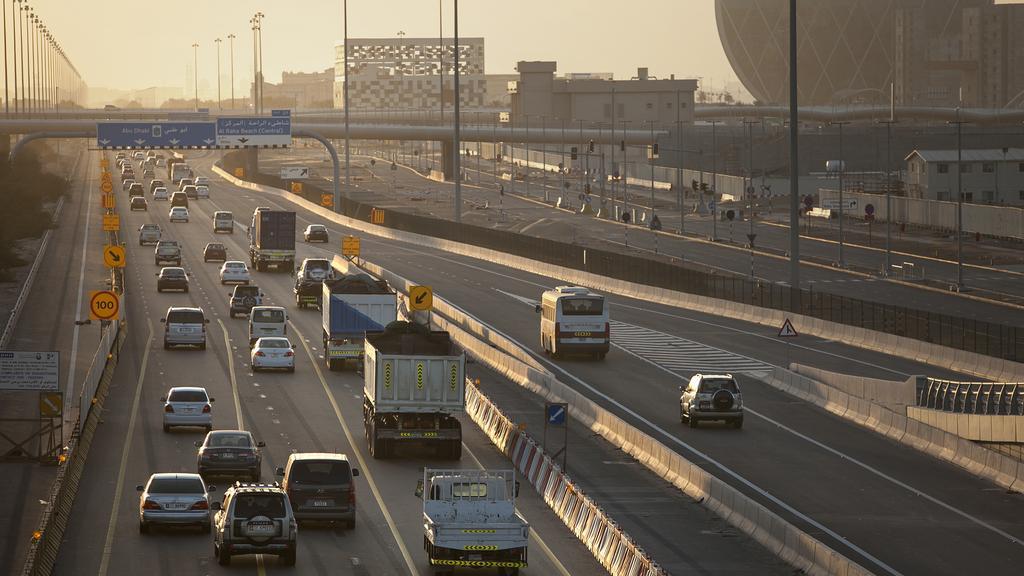 UAE Traffic: Accident on Sheikh Rashed Road causing congestion