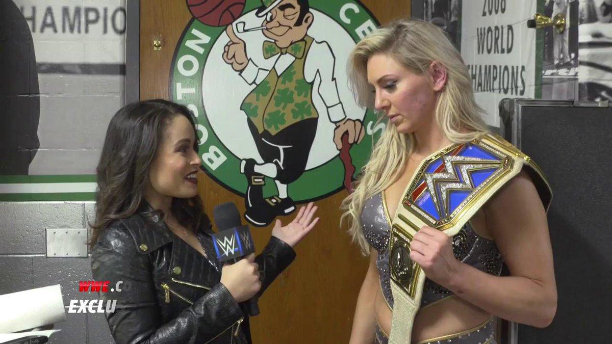 WWE MsCharlotteWWE