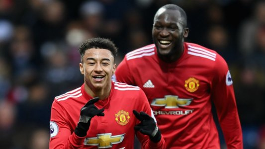 Lingard claims second goal in Manchester United's win
