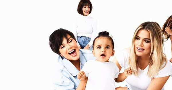 The latest Kardashian Christmas card reveal is what Dreams are made of.