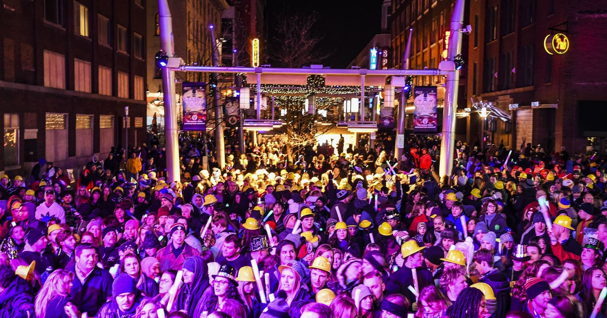 Story from Downtown Indy: Celebrate NYE on Georgia and Meridian streets