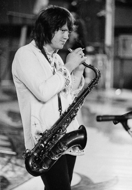 Happy Birthday In Heaven Robert Henry \Bobby\ Keys - The Rolling Stones, Lynyrd Skynyrd, John Lennon and more.