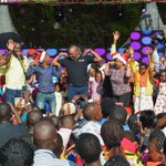 [PHOTOS] Uhuru, First Lady host Christmas party for children at State House