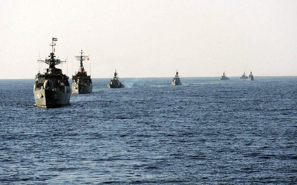 Iran boasts it has the ability to build aircraft carriers