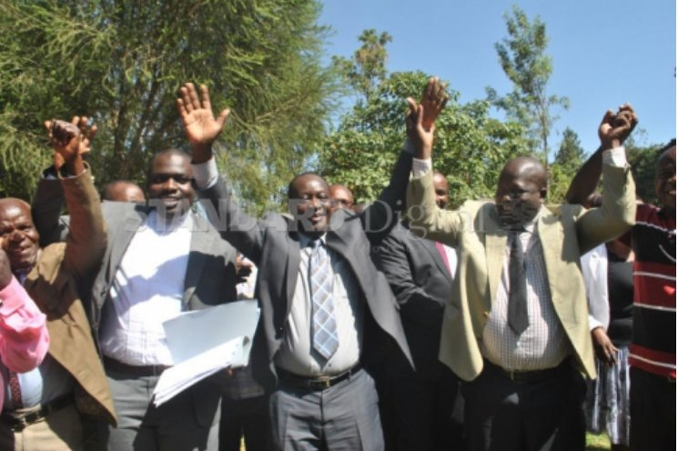 Court dismisses petition challenging Governor Ottichilo win
