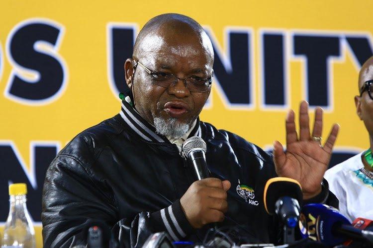 'Dirty tricks' plagued run-up to ANC conference: Mantashe