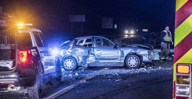 Passenger struck by car, killed following Sunday night crash on Everett Turnpike | New Hampshire