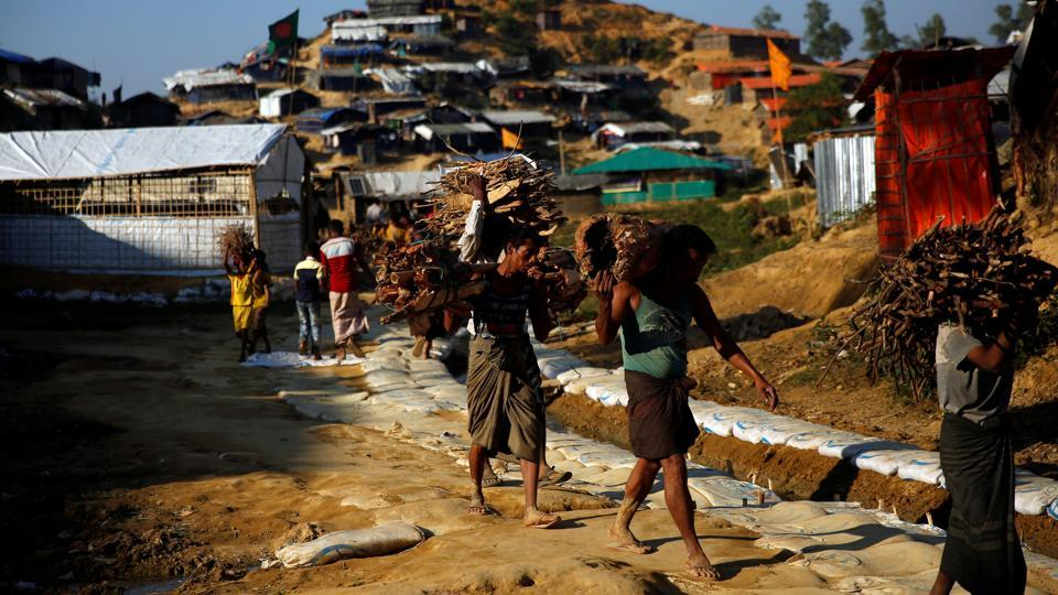 UN rights chief says genocide committed against Myanmar's Rohingya minority