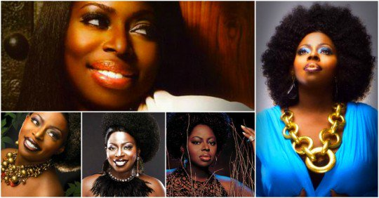 Happy Birthday to Angie Stone (born December 18, 1961)
