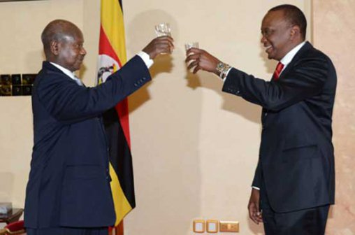 Museveni expected back in Kenya for crucial talks with Uhuru