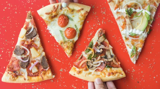 200 free pizzas in Business Bay