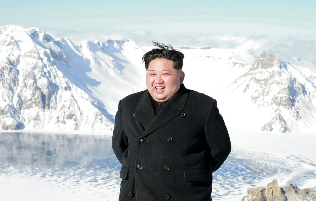 Kim Jong Un controls the weather? North Korea's state-run media says he can do that and more