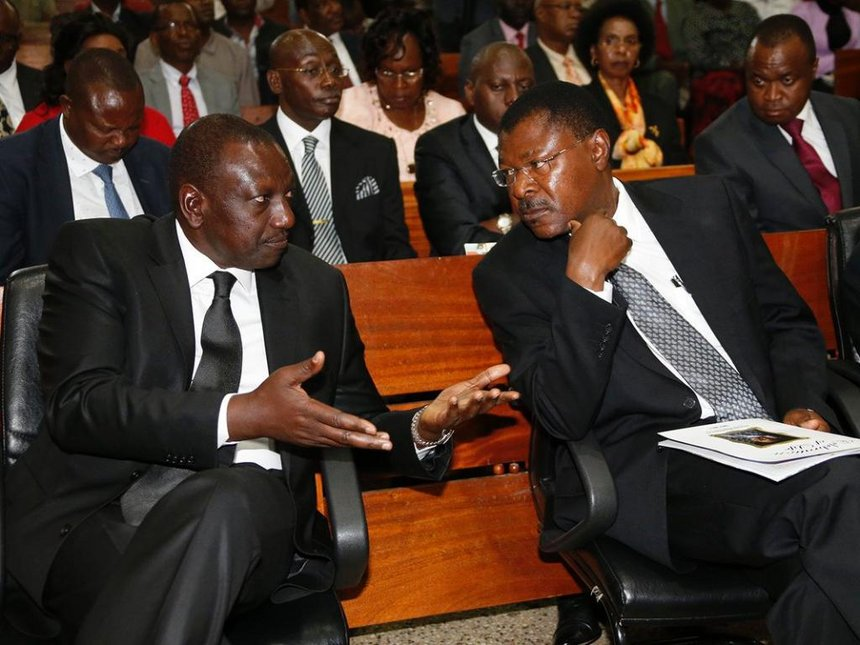 Raila swearing-in on, it was only postponed, says Weta