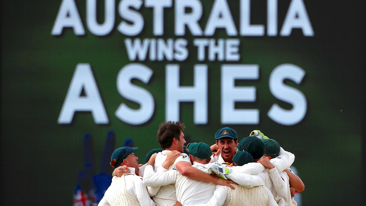 Ashes | 'Australia, you beauty': Aussie legends jubilant as urn 'returns home'