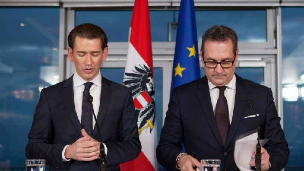 Austrian far-right hails benefits cut for immigrants