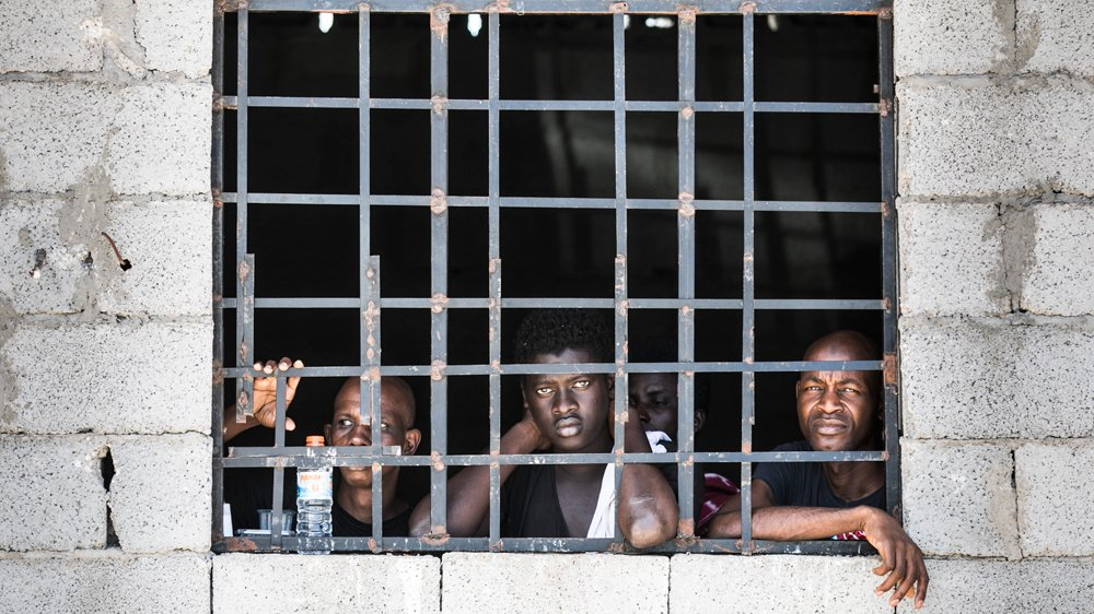 Who is to blame for African migrants' slavery in Libya?