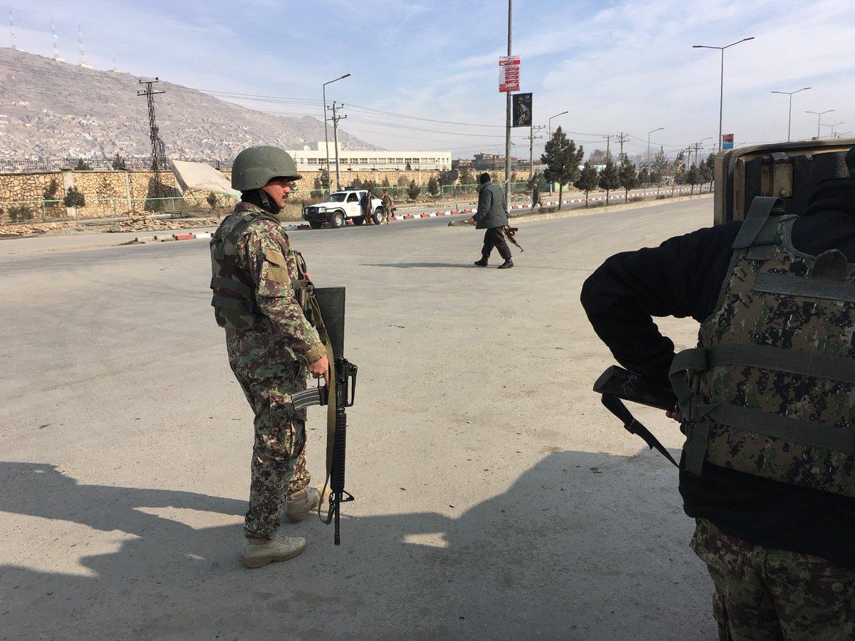 Daesh revendique l'attaque contre un centre du renseignement afghan