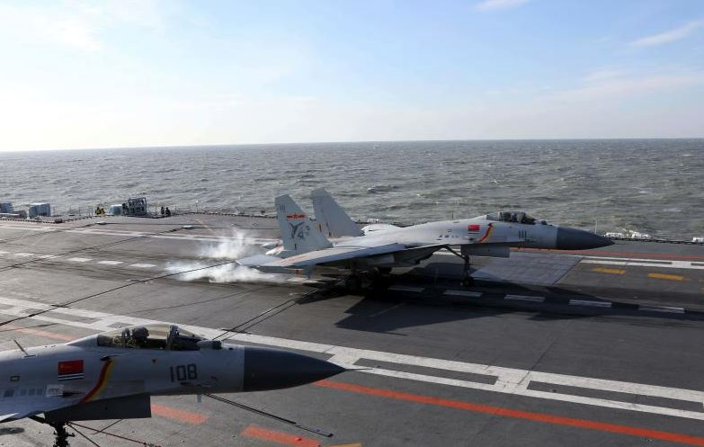 China air force carries out drills in Sea of Japan and around Taiwan