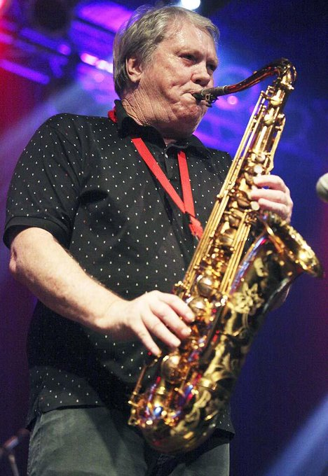 Happy Birthday Bobby Keys , i still miss you , you are the best on the sax.