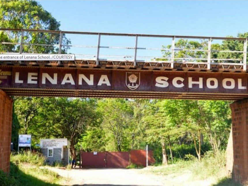 Lenana School invites form one applications for day wing
