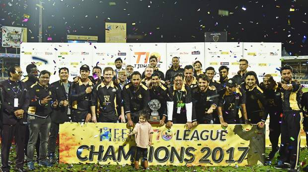 Kerala Kings conquer T10 Cricket League