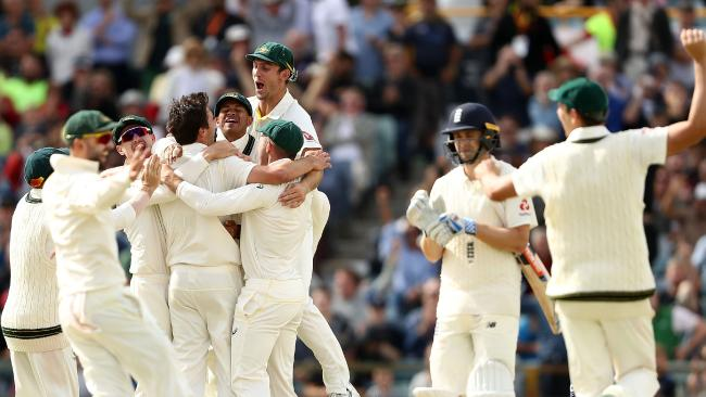 The moments that defined Australia's dominant Ashes victory